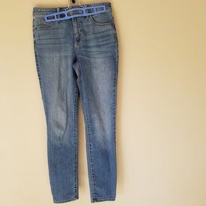 Universal Thread High Rise Skinny Jeans , Size 4